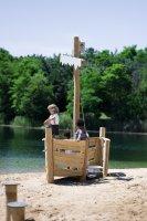 Impianti Gioco a Tema in legno