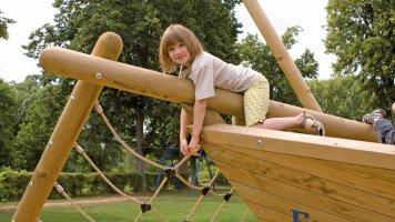 Impianti Gioco a Tema in legno_Dettagli1