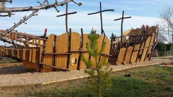 Impianti Gioco a Tema in legno_GEA545185