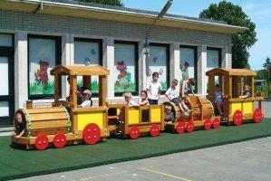 Impianti Gioco a Tema in legno_GEAT101