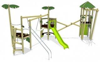 Impianti Gioco Medium in legno_GEA525112