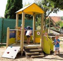 Impianti Gioco Baby in legno_GEA511001
