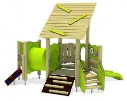 Impianti Gioco Baby in legno_GEA511515