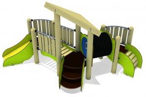 Impianti Gioco Baby in legno_GEA559856