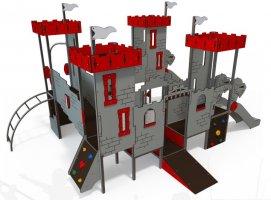 Impianti Gioco a Tema in metallo_GEACC 12- 4001