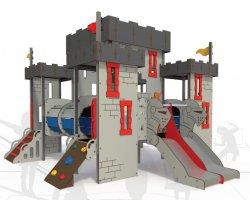 Impianti Gioco a Tema in metallo_GECC 06- 5003