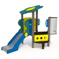Impianti Gioco Baby in metallo_GEABA_06-1005