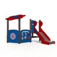 Impianti Gioco Baby in metallo_GEABA_06-1011