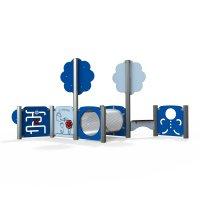 Impianti Gioco Baby in metallo_GEABA_06-1012