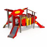 Impianti Gioco Baby in metallo_GEABA_06-4001