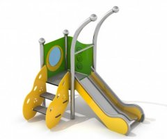 Impianti Gioco Baby in metallo_GEAK-752