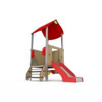 Impianti Gioco Baby in metallo_GEASY_06-1001