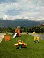 Impianti Gioco Baby in metallo_Panorama4