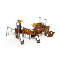 Impianti Gioco Medium in metallo_GEACI_12-4001