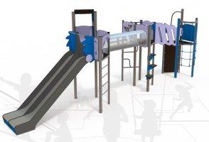 Impianti Gioco Medium in metallo_GEAME 18 -3032