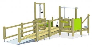 Giochi Inclusivi in legno_GEA511530
