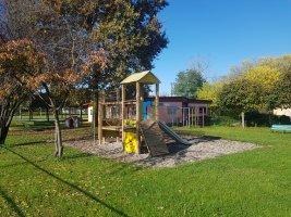 Progetto nuovo parco giochi parrocchiale di Alberi di Vigatto