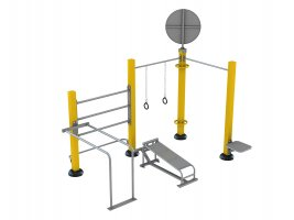 Street Workout Herkules_Integrated Station