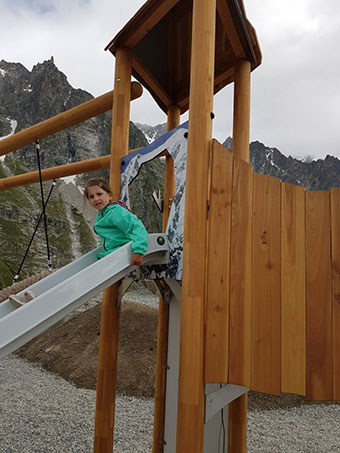 Skyway for Kids - Parco Giochi sul Monte Bianco