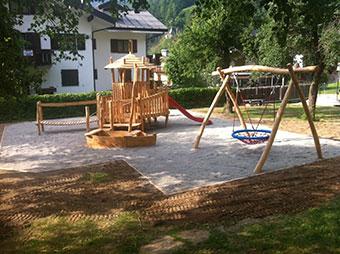 Parco Giochi Isola dei Pirati - Limone Piemonte