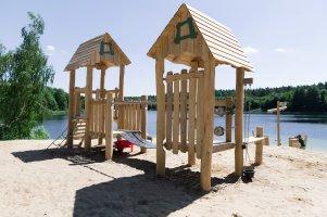 Impianti Gioco Small in legno
