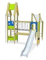Impianti Gioco Small in legno_GEA511012