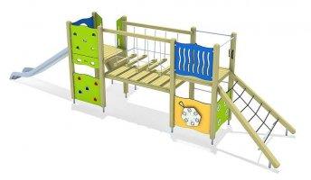 Impianti Gioco Small in legno_GEA511013