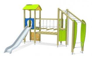 Impianti Gioco Small in legno_GEA511015