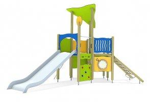 Impianti Gioco Small in legno_GEA511020