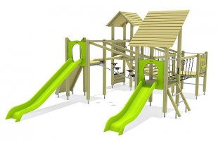 Impianti Gioco Small in legno_GEA511523