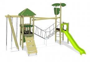 Impianti Gioco Small in legno_GEA525110