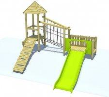 Impianti Gioco Small in legno_GEA525149