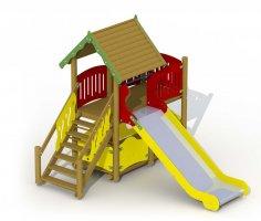 Impianti Gioco Small in legno_GEAS540