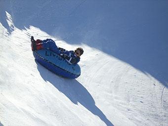 Snow Tubing Invernale