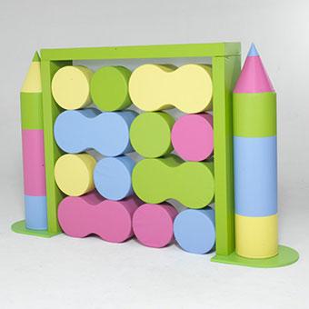 Giochi per interno morbidi - Linea Soft