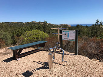 Pevero Health Trail - Porto Cervo (OT)
